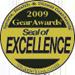 TruRev Ceramic Inline & Roller Skate Bearing 608 - 2009 Gear Award